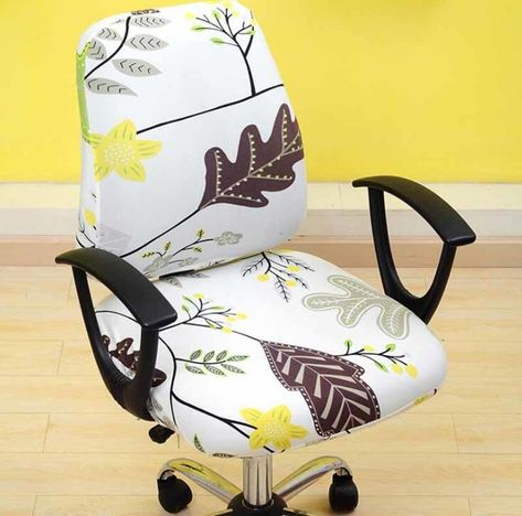 Chair Covers Spandex Split Seat Cover