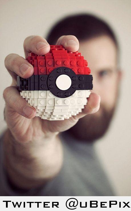#Lego #Ball #pokémon