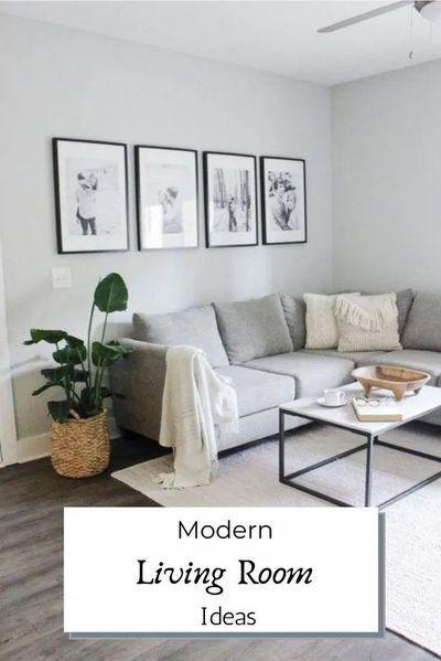 Modern Living Room Ideas In 2020 Living Room Design Small Spaces Small Living Room Design Living Room Decor Apartment