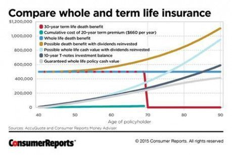 10 Important Facts That You Should Know About Whole Life Insurance Cost Calculat 10 I In 2020 Life Insurance Companies Life Insurance Cost Best Term Life Insurance