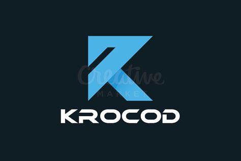 Letter K Logo #branding #corporate