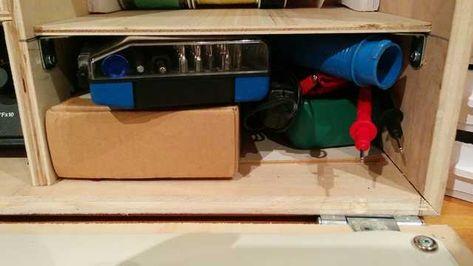 Portable Electronics Workbench