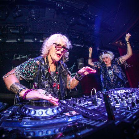 Grandma Djs In 2021 Djs Disco Dj