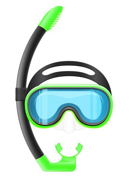 Transparent Snorkel Mask Clipart Con Imagenes Transparente