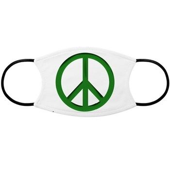 Peace Symbol Face Mask By World Peace Flags Cafepress In 2020 Peace Symbol Face Mask Peace Flag