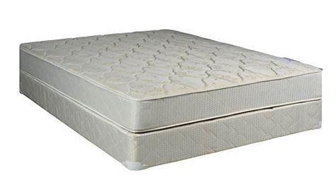 Continental Sleep Mattress Twin Size Fully Assembled Orthopedic