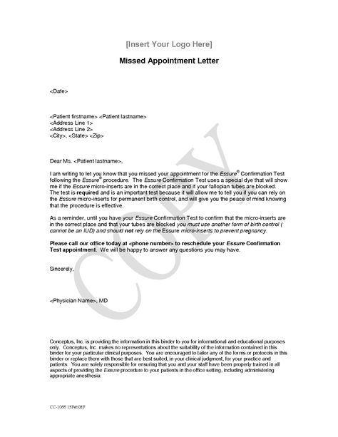 Missed appointment letter thelongwayupfo best images doctor sample missed appointment letter thelongwayupfo best images doctor sample home design idea pinterest appointments and interiors spiritdancerdesigns Choice Image