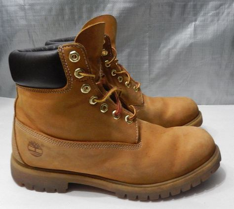 Timberland Boots Wheat Size 11M Men's 6