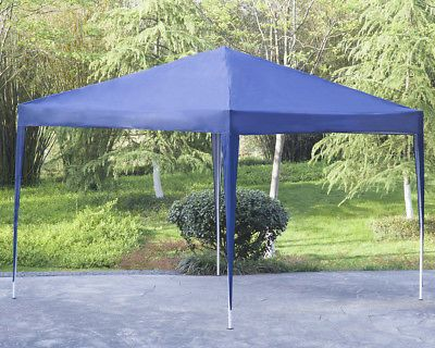 New 10 X10 Pop Up Canopy Tent Party Wedding Patio Tent Folding Gazebo Pavilion Pergola Patio Tents Pop Up Canopy Tent