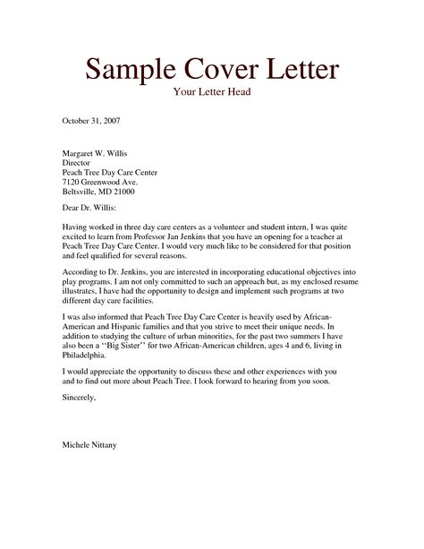 resume outline free cover letter example for teacher assistant - manicurist resume sample