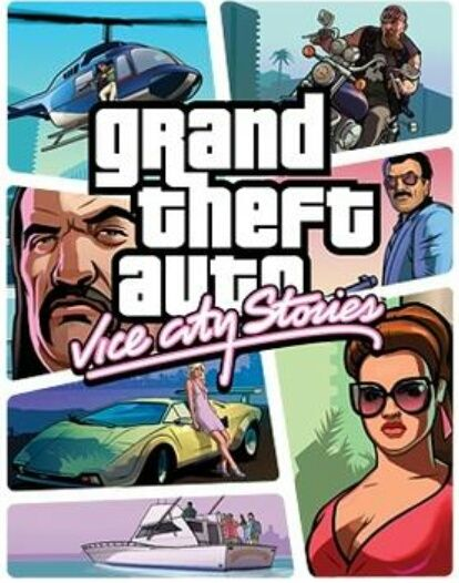 Vice City Stories Iso Download For Psp Grand Theft Auto Grand Theft Auto Series Rockstar Games