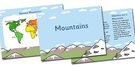 Mountains display resources heading posters vocabulary ks2 mountains display resources heading posters vocabulary ks2 geography topic images hudsons harmonica pinterest geography teaching ideas and gumiabroncs Choice Image