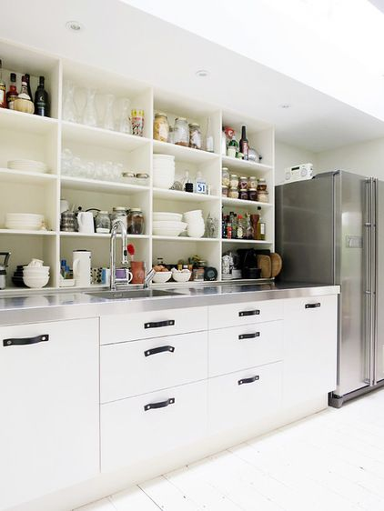 Eclectic Kitchen by Mad About Your House
