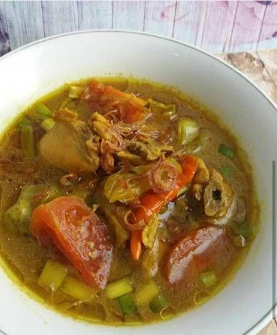 Masak Tongseng Ayam : masak, tongseng, Resep, Tongseng, Rindi, Masakan, Indonesia,, Masakan,, Indonesia