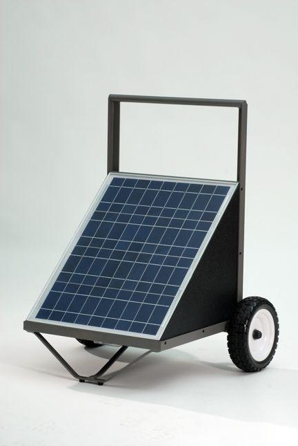 1500 Watt Portable Solar Power Generator Silicon Solar