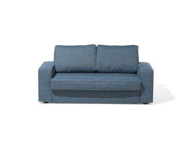 Schlafsofa Polsterbezug Blau Grun Sande Beliani De Home Decor Love Seat Sofa