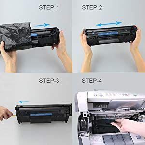 V4ink How To Install Hp Ce285a Toner Toner Cartridge Cartridges
