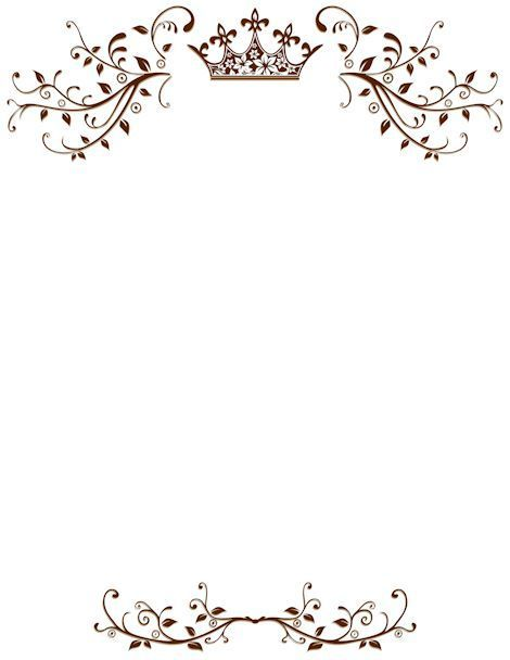 Printable Royal Border Free Gif Jpg Pdf And Png Downloads At Http Pageborders Org Download Royal Wedding Borders Wedding Invitations Borders Page Borders
