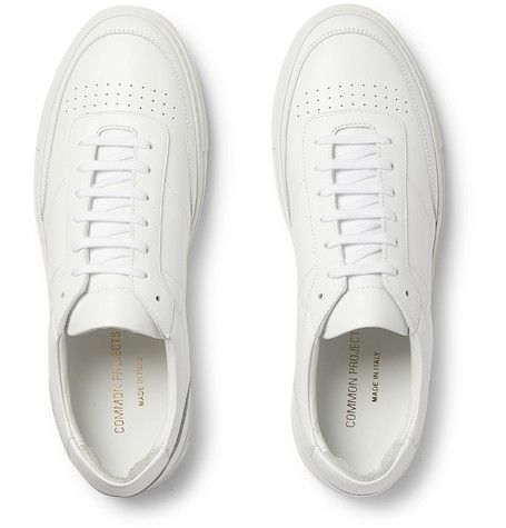 Resort Classic Leather Sneakers