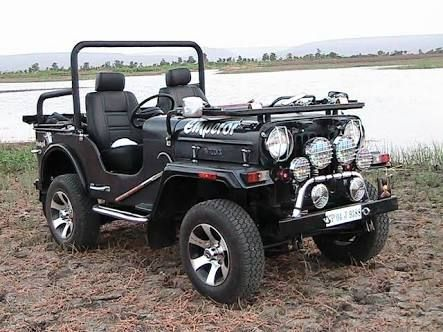 Image Result For How To Modify Jeep Mahindra Jeep 2016 Mahindra