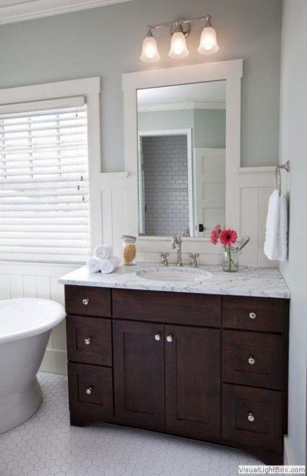 30 Super Ideas For Bath Room Ideas Dark Dreams In 2020 Wood Bathroom Vanity Bathroom Vanity Designs Dark Wood Bathroom