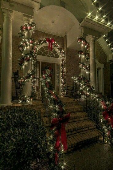 100 Christmas Outdoor Decor Ideas That Ll Make You Say Perfecto