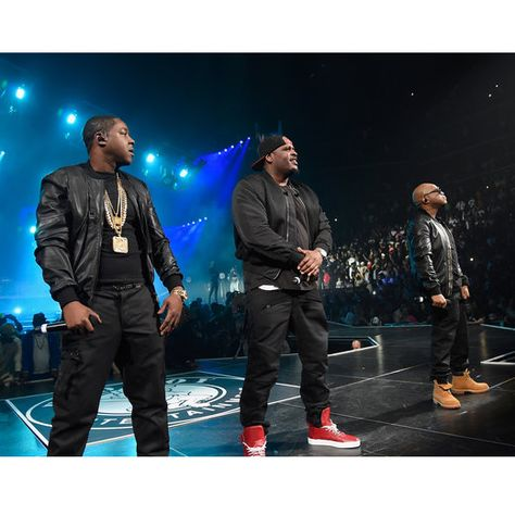 NEW YORK, NY , MAY 20 (L,R) Jadakiss, Sheek Louch, Styles P