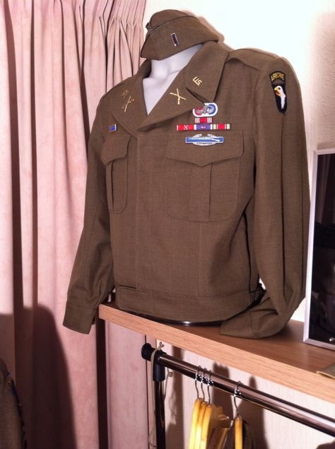 Ike jacket 101 airborne