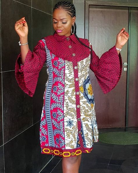 2020 African Print Dresses You'll Absolutely Love | Zaineey's Blog #africanprintdresses 2020 African Print Dresses You'll Absolutely Love | Zaineey's Blog