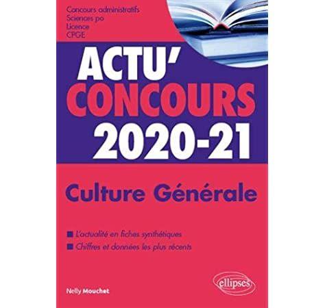 Amazon Fr 5000 Qcm De Culture Generale Actu En Ligne Mois Par Mois Concours Et Examens 2019 2020 Collectif Mattern Sop Culture Generale Cpge Concours