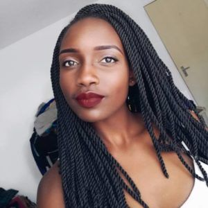 20 Beautiful Wool Hairstyles To Rock This 2020 Idonsabi Brazilian Wool Hairstyles Hair Styles Yarn Braids Styles