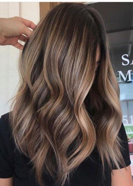 Trendy Hair Color Ideas For Brunettes Caramel Gifts Ideas Hair Color Balayage Hair Styles Brunette Hair Color