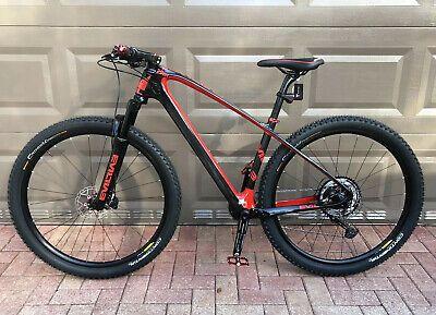 Buy Carbon Fiber Mountain Bike 29er Custom Build Carbon