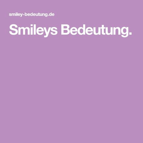 Smileys bedeutung emoji Whatsapp essen
