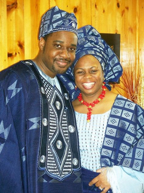 Modern Traditional Attire Of Nigeria