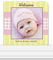 Contact us grantsbysandy grantsbysandygmail 208 personalized baby girl board book photo book that will be a keepsake for years to come solutioingenieria Gallery