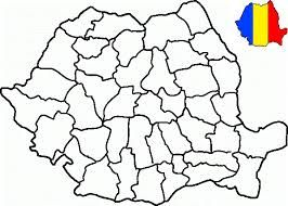 Contur Harta Romaniei