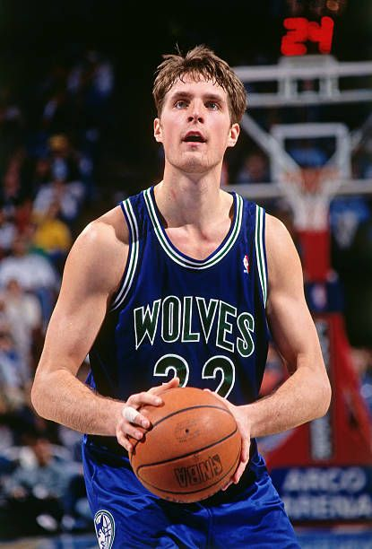 Christian Laettner Minnesota Timberwolves Center Nba Legends Basketball Legends Minnesota Timberwolves