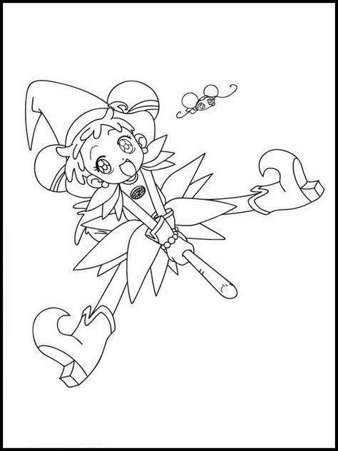 Doremi 25 Printable Coloring Pages For Kids