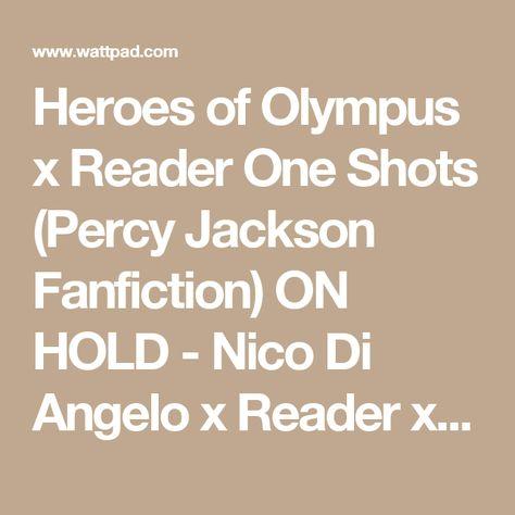 List of Pinterest percy jackson fanfiction nico di angelo