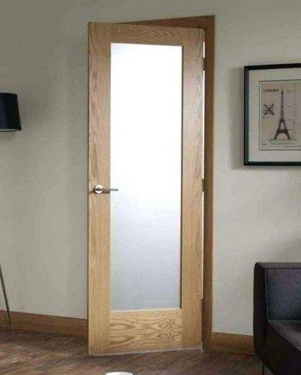 Frosted Glass Bathroom Door Bedrooms 61 Trendy Ideas Glass Doors Interior Frosted Glass Interior Doors Door Glass Inserts