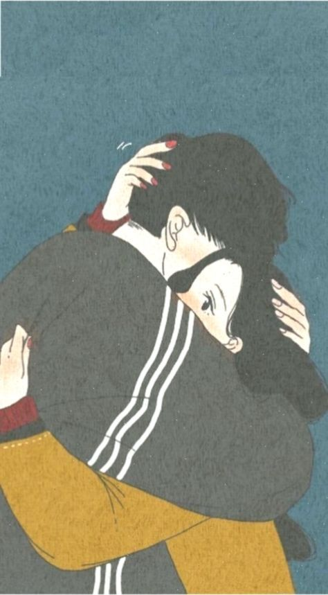 Couple Wallpaper Wallpaper Pasangan Wallpaper Anime Wallpaper Kartun Lucu