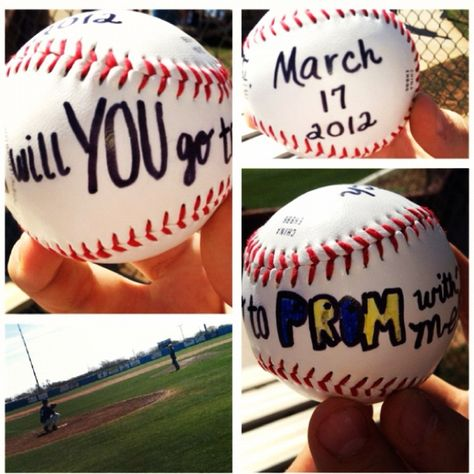 The prom will surely be a BALL with you! <3