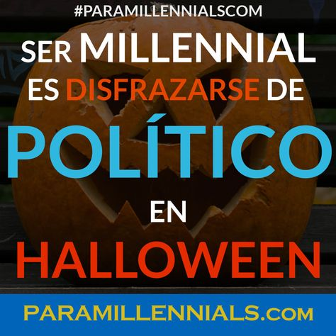 SER MILLENNIAL ES DISFRAZARSE DE POLÍTICO EN HALLOWEEN🎃😎👔💼🚀 . #PARAMILLENNIALSCOM #millennials #difraz #politica #humor #lavidamoderna #millennial #lvm #broncano #davidbroncano #ignatius #queque #LaSer #OhMyLol #pachacho #broncano #laresistencia #ricardocastella #broncano #otaku #LateMotiv #AndreuBuenafuente #Cerogram #LocoMundo #Fortnite #friki #Madrid #Catalunya #Barcelona #nerd
