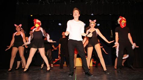 East End Theater Review Pippin Earns Opening Night Standing Ovation North Fork Culture With Images Theatre Reviews Theatre