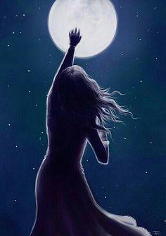 Romantic Date Under The Moon Handicraftmaking Cute Love