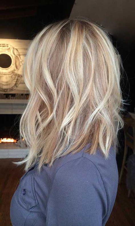 30 Super Blonde Bob Hairstyles Hair Einfache Frisuren