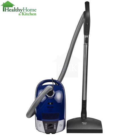 C2 Hard Floor Canister Vacuum Cleaner