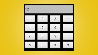 Javascript Build A Calculator Using Html Css And Javascript Simple Calculator Calculator Design Javascript