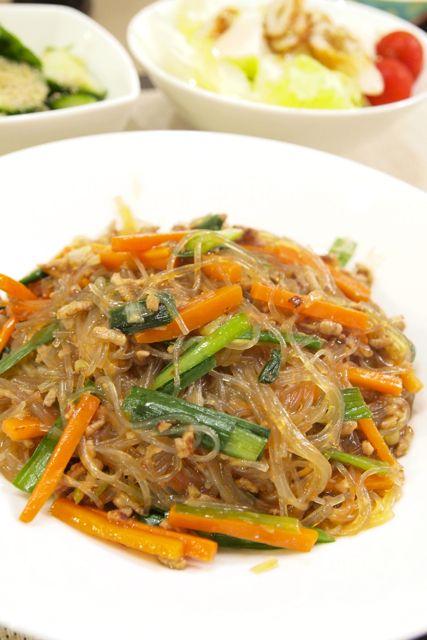 6106863 Jpg 麻婆春雨 簡単ご飯 中華料理 簡単